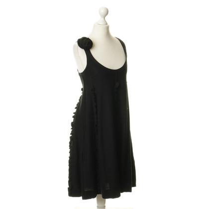 Sonia Rykiel for H&M Brei jurk met ruffle
