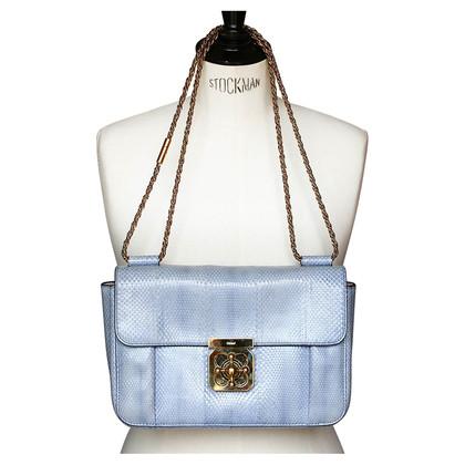 Chloé Elsie Snakeskin bag