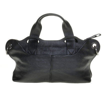 Boss Orange Anthracite-coloured handbag