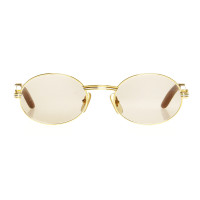 Cartier Sunglasses with wood frame