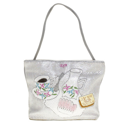 Anya Hindmarch Bag with embroidery motif