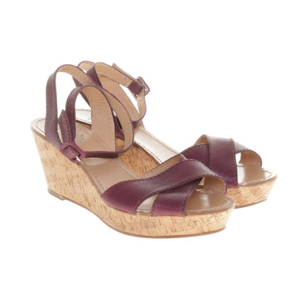 Other Designer Maliparmi - sandal with Cork heels