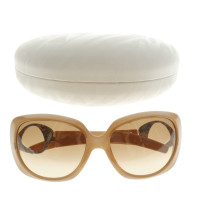 Emilio Pucci Sunglasses in beige