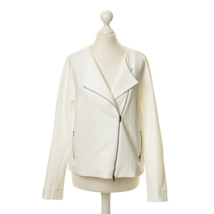 Marc Cain Jacket with asymmetric zipper