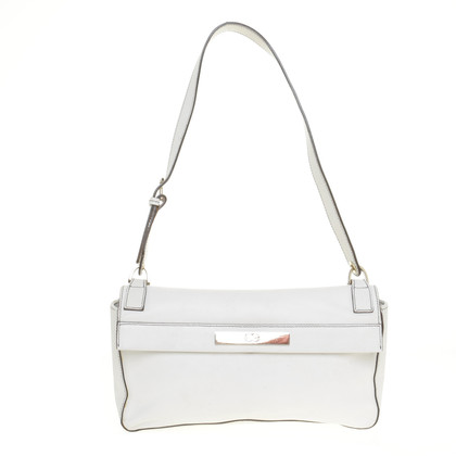 Escada Pochette in Off-White