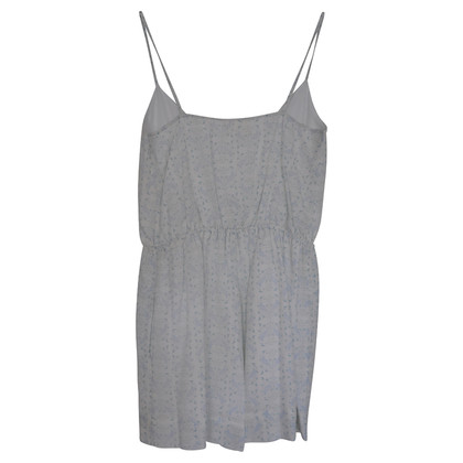 Band of Outsiders Playsuit van zijde