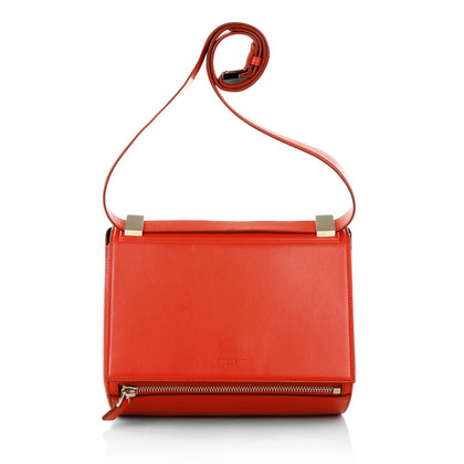 "Givenchy ""Pandora box bag"" in rosso"