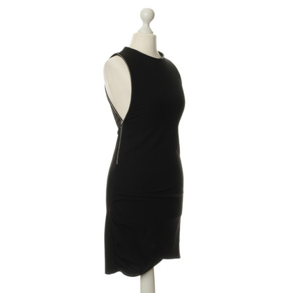 Iro Mini dress with zippers