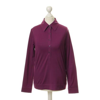 Hugo Boss Long - sleeved polo shirt