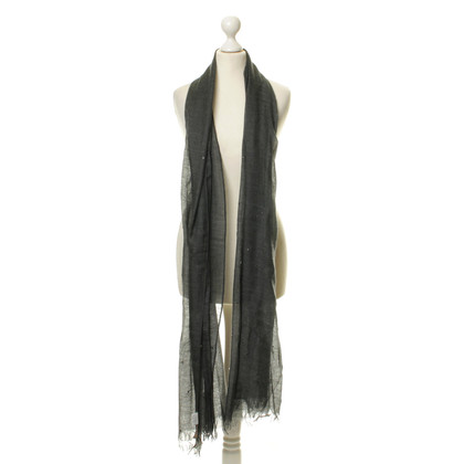 Other Designer Agnona - scarf in grey