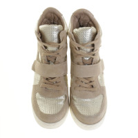 Ash Wedge heel sneaker