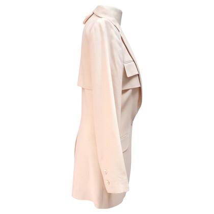 Christian Dior Lange Blazer met juk