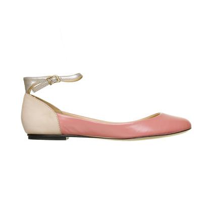 Andere merken Twin-set van Simona Barbieri ballerina met enkel riemen