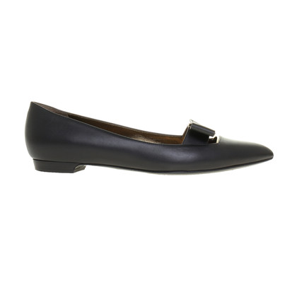 Lanvin Ballerinas with decorative bars