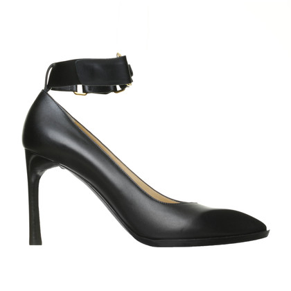 Lanvin pumps with ankle straps