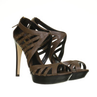 Fendi Sandals in Brown