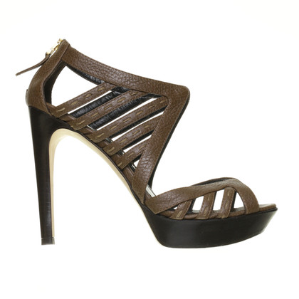 Fendi Sandalen in Brown