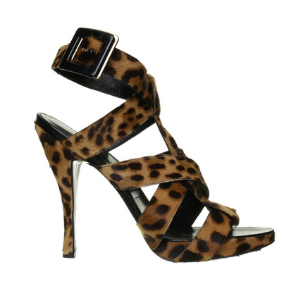 Roger Vivier Sandal in the animal look