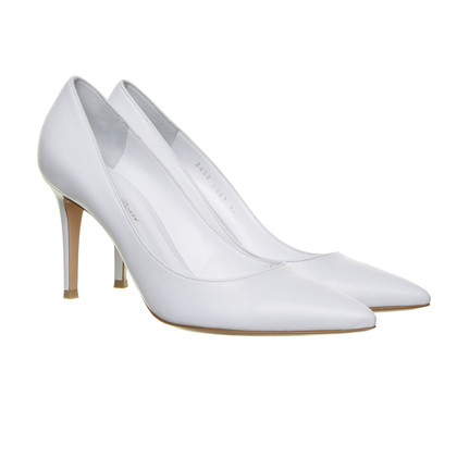 Gianvito Rossi Pumps in Off-White