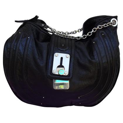 Luella beautiful patent leather shoulder bag