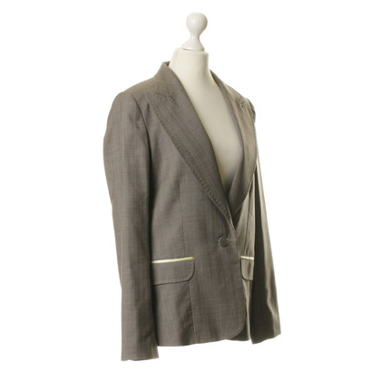Stella McCartney for H&M Blazer con check Principe di Galles