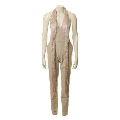 Maison Martin Margiela Jumpsuit with fringe