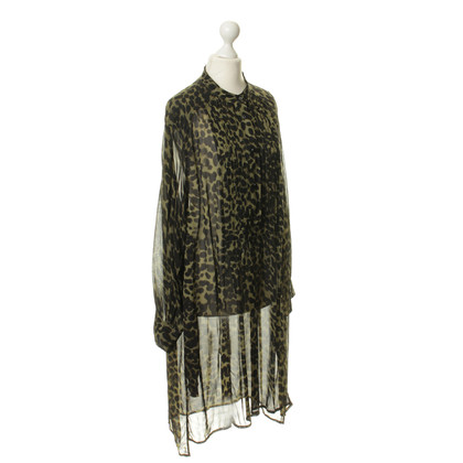 Isabel Marant Sommerkleid im Animal-Look