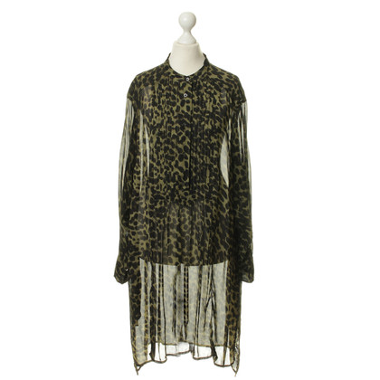 Isabel Marant Summer dress in the animal look