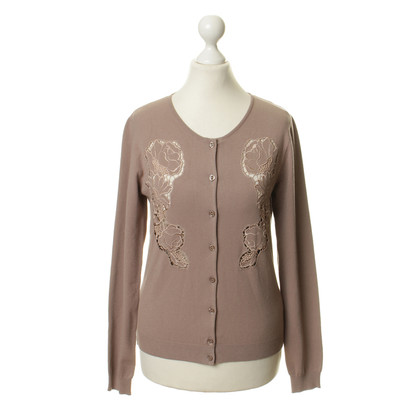 Blumarine Cardigan with stick motif