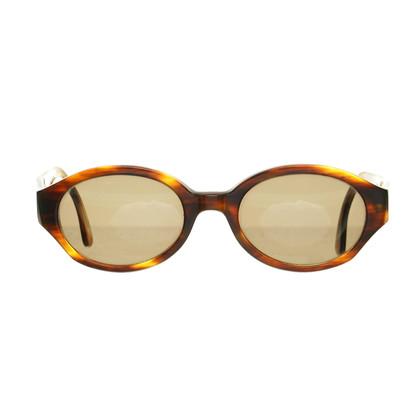 Calvin Klein Sonnenbrille in Horn-Optik