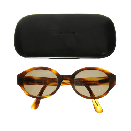 Calvin Klein Hoorn zonnebril