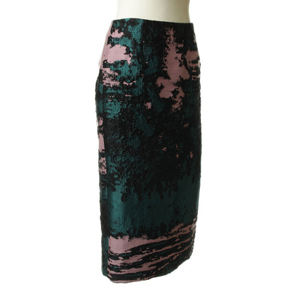MSGM skirt with texture