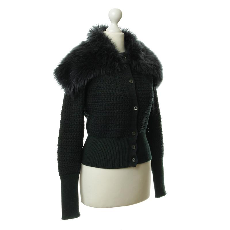 Modelli Second Prada Cardigan Di In Vestire Cappotto Hand qUtYU7 c3db3d5ba968