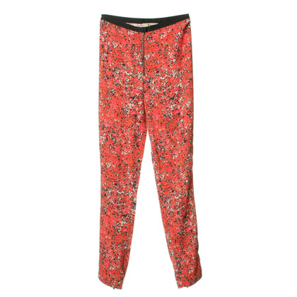 Rika Narrow pants with pattern