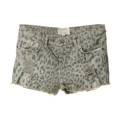 "Current Elliott Jeans shorts ""Il Boyfriend"""
