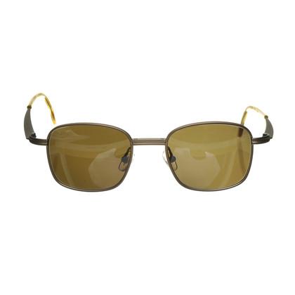 Jil Sander Sunglasses in Brown