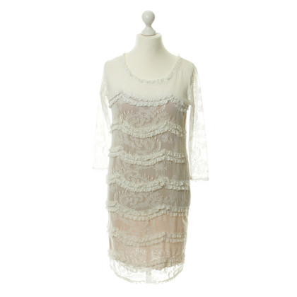 Graham & Spencer Lace dress in white