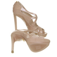 Prada Sandal in patent leather