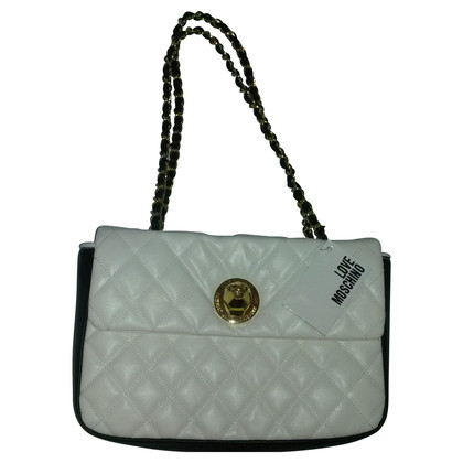Moschino Quilted leather bag
