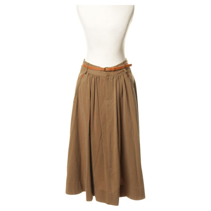 Comptoir des Cotonniers skirt with belt