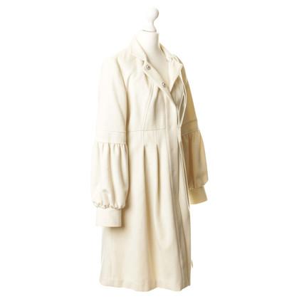Diane von Furstenberg Mantel in Creme