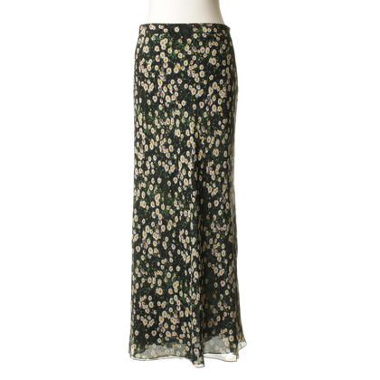 Moschino Maxi-skirt print