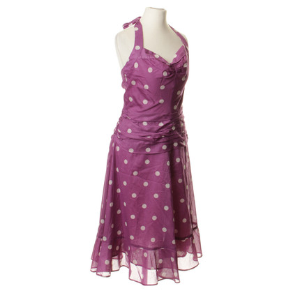 Marc by Marc Jacobs Neckholder dress with polka dots