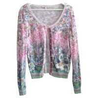 Patrizia Pepe Summer jacket with flower pattern