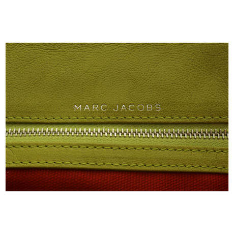 Marc Jacobs Clutch in Stepp-Optik Grün Countdown-Paket pGlL9wEEJ