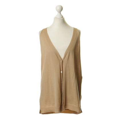Miu Miu Vest with silk usage