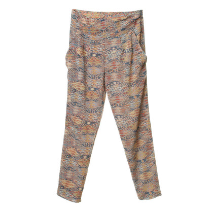 Iro Pants with ethnic patterns