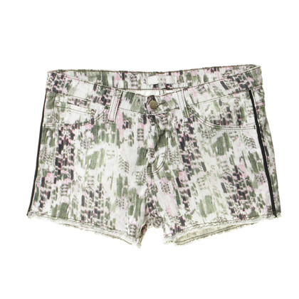 Iro Shorts with pattern