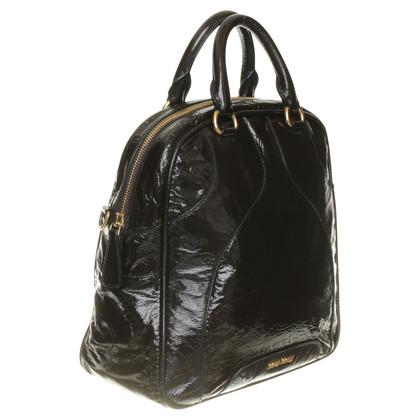 Miu Miu Shopper made of patent leather