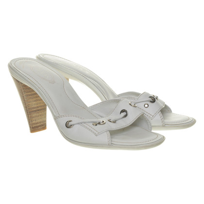 Tod's Sandal in white